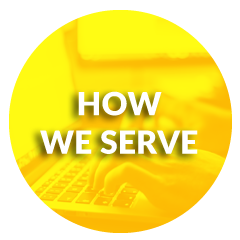 how we serve
